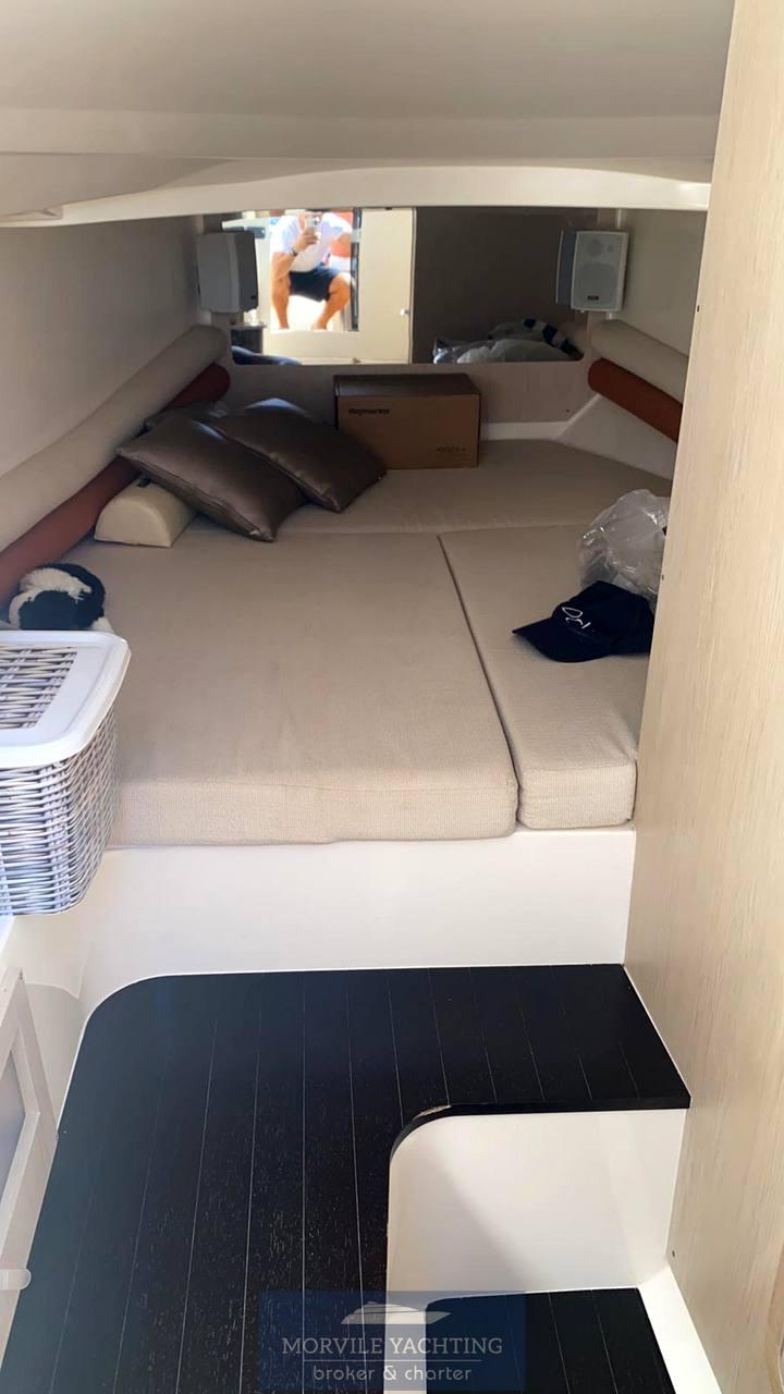 NUOVA JOLLY 35 sport cabin