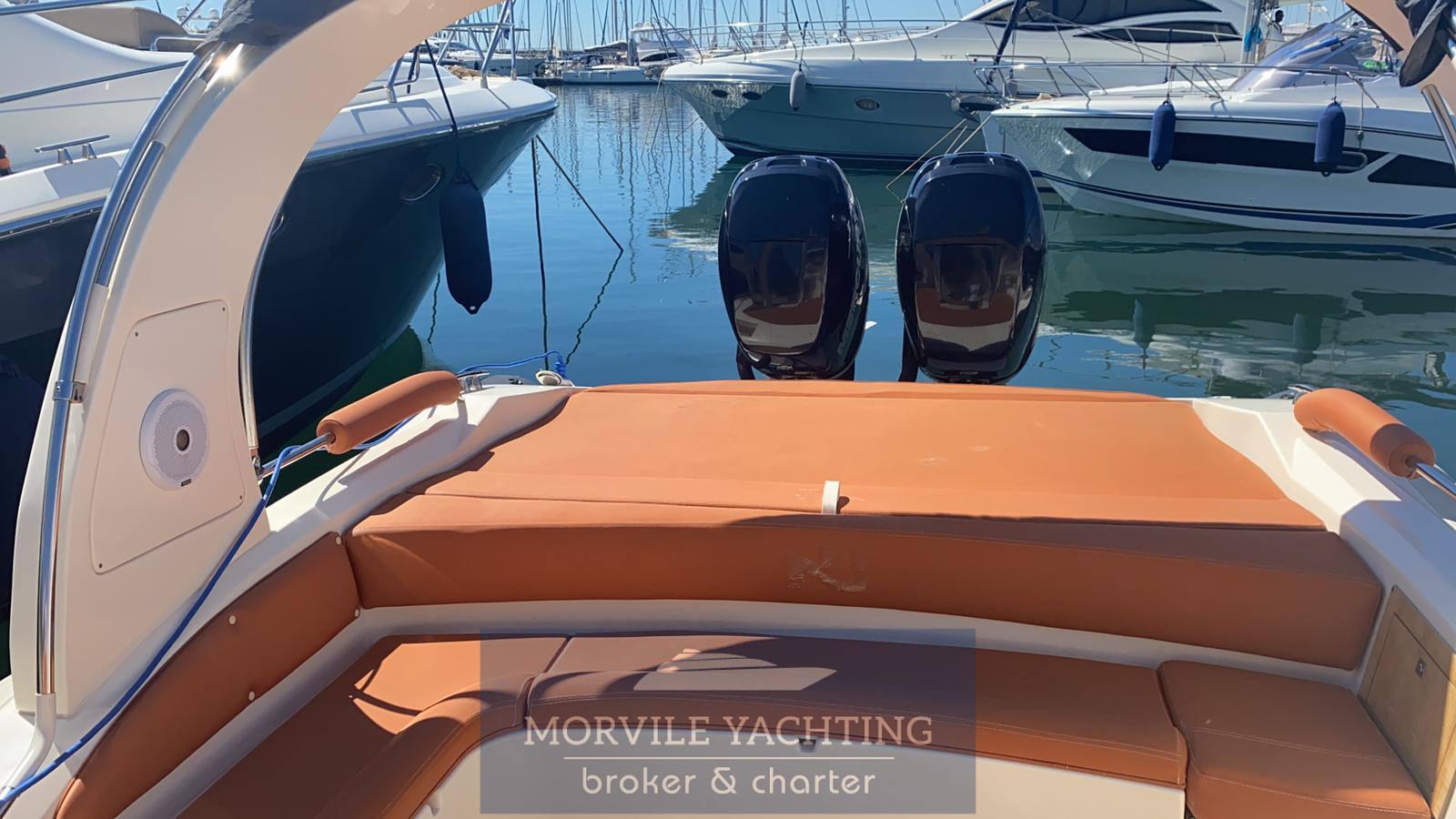 NUOVA JOLLY 35 sport cabin Gommone Подержанные лодки для продажи