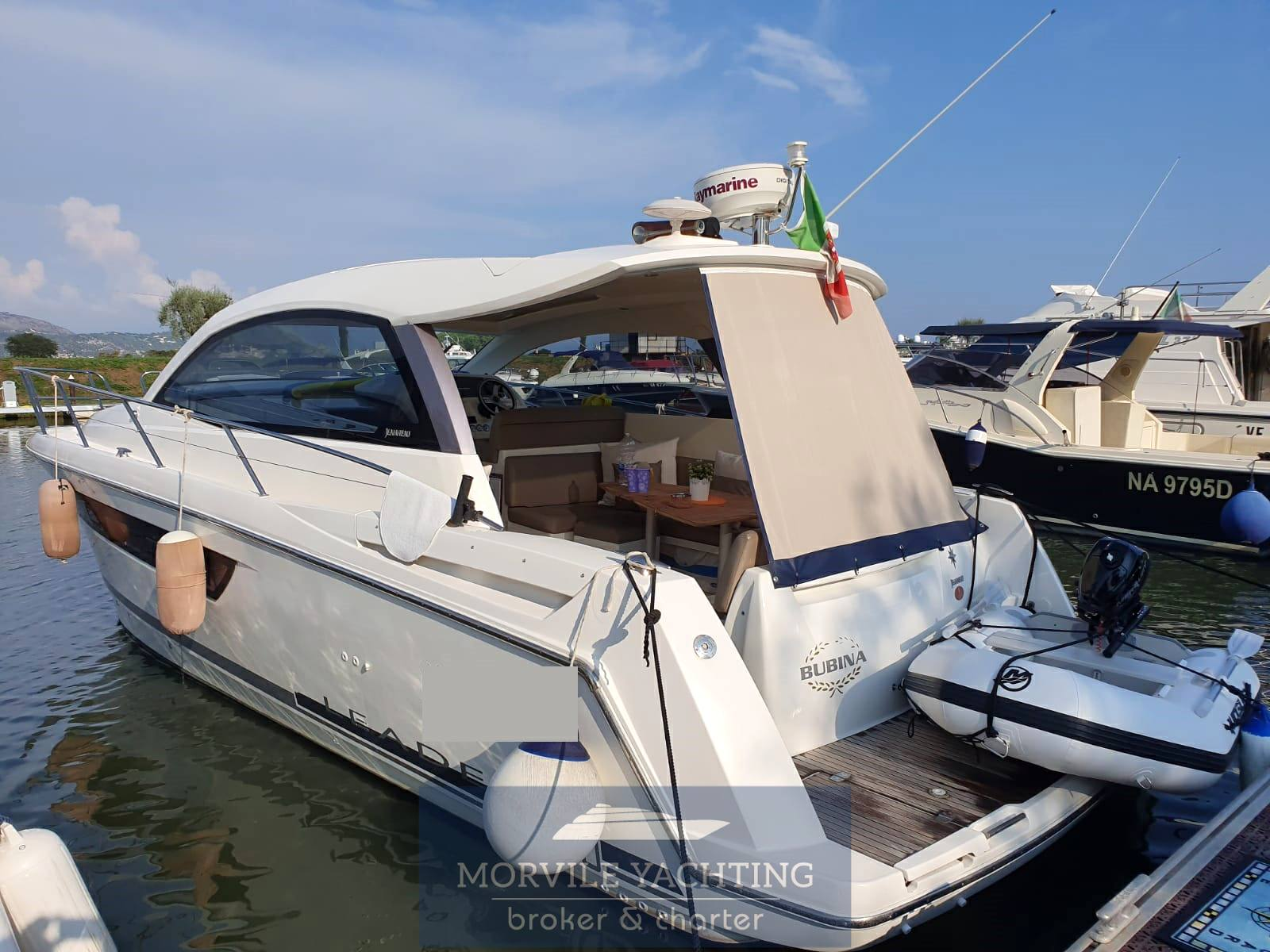Jeanneau Leader 10 Motor boat used for sale