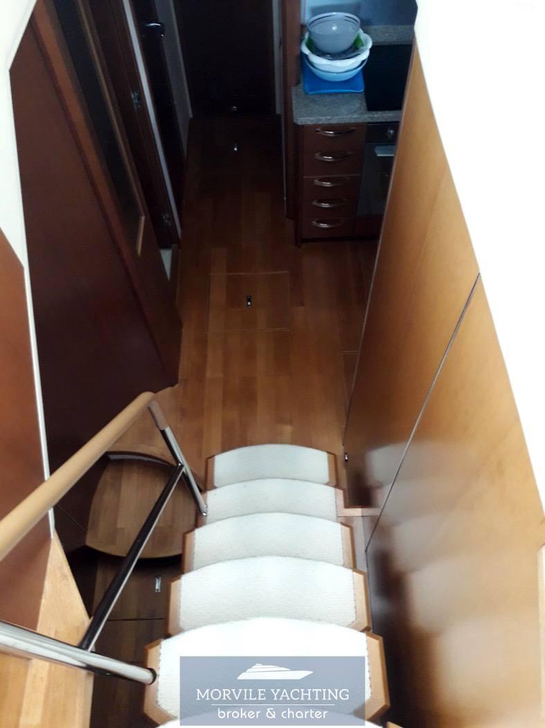 PRINCESS V 65 Motorboot gebraucht zum Verkauf