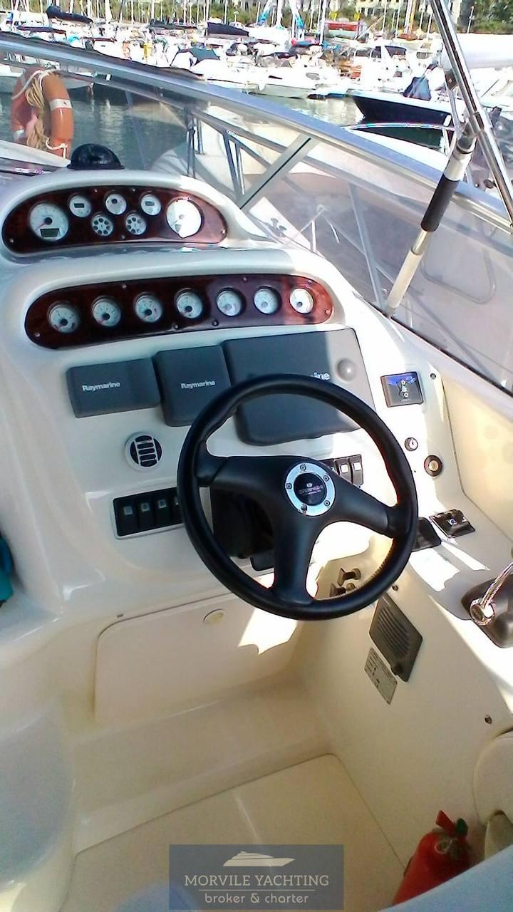 Cranchi Zaffiro 34 Barca a motore usata in vendita