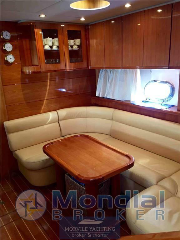 Gianetti 55 sport Express cruiser