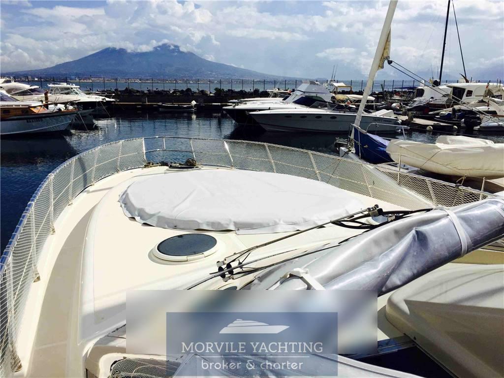 Gianetti 55 sport motor boat