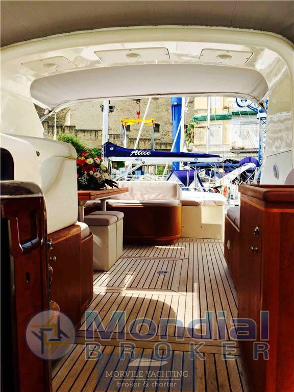 Gianetti 55 sport Motor boat used for sale