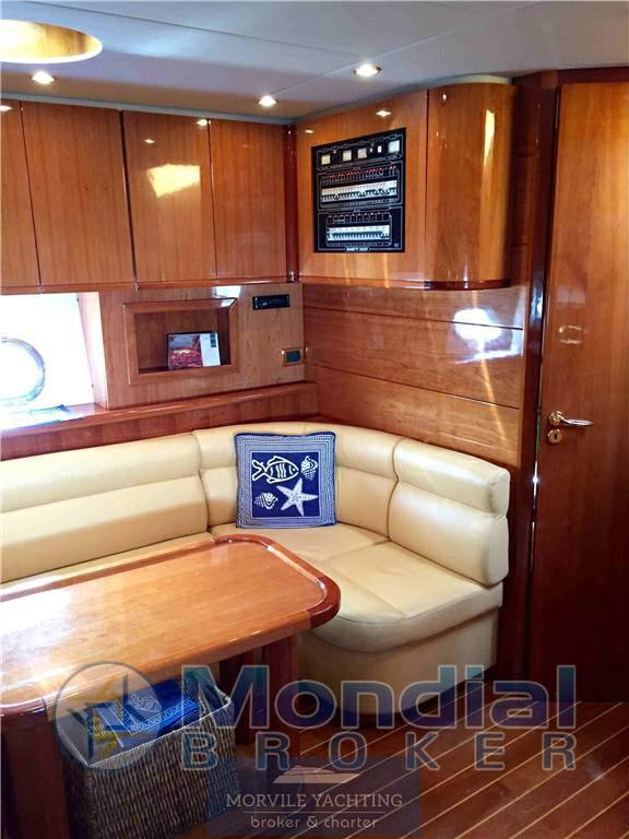 Gianetti 55 sport Express cruiser used
