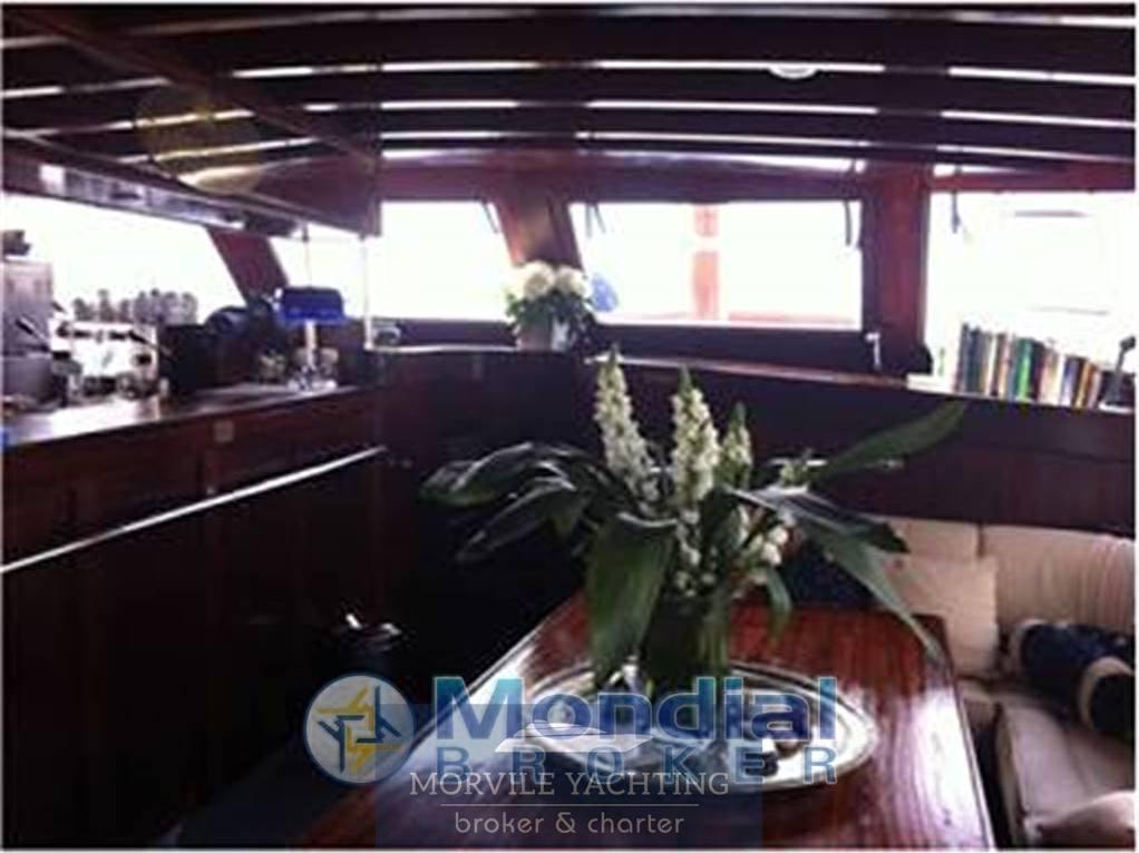 Caicco-ali-djen Turchia Barca a vela charter