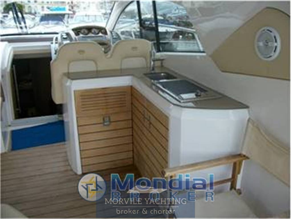 Sessa marine C 43 ht Motorboot Charta