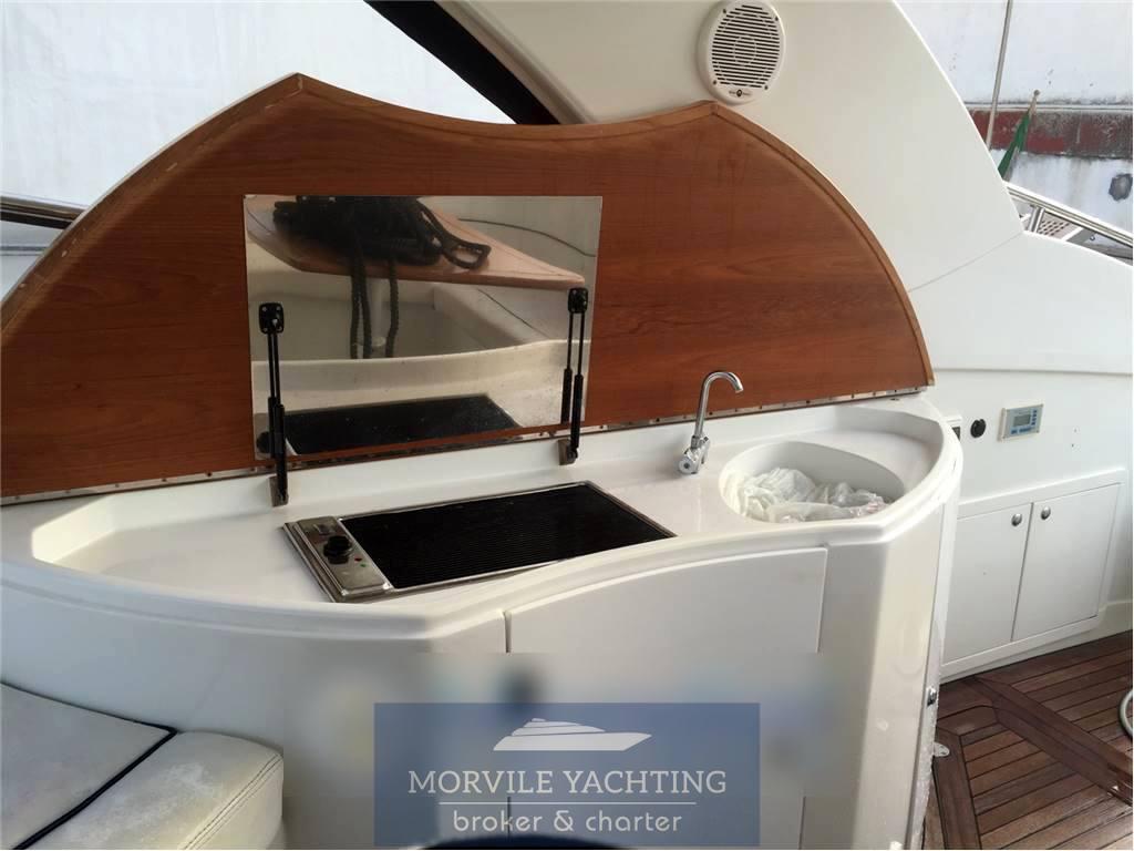 Blu martin 13,50 Моторная лодка используется для продажи