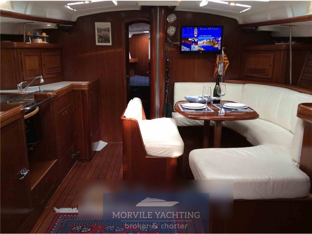 Beneteau Oceanis 473 clipper Sail cruiser charter