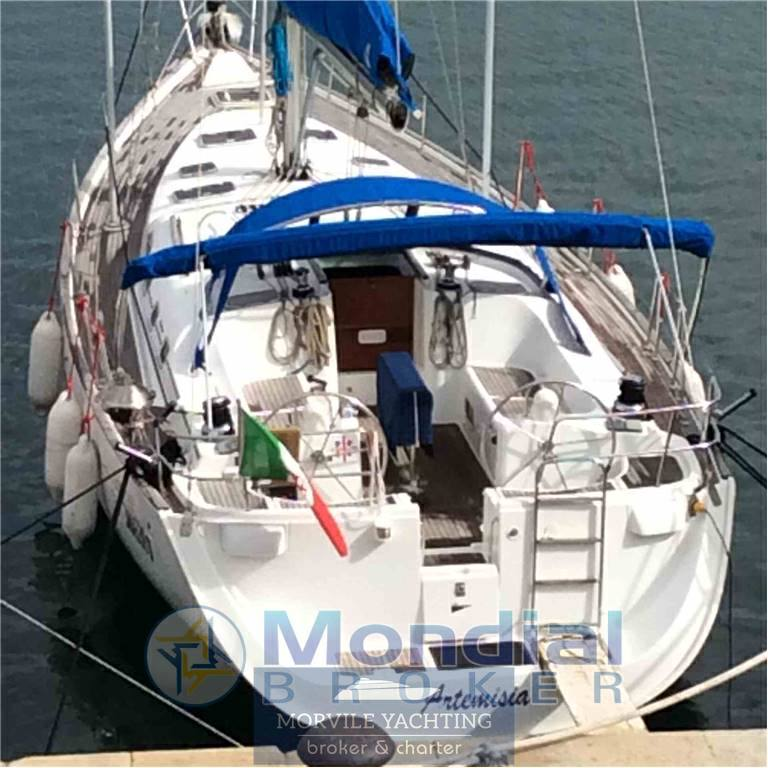 Beneteau Oceanis 473 clipper sailing boat
