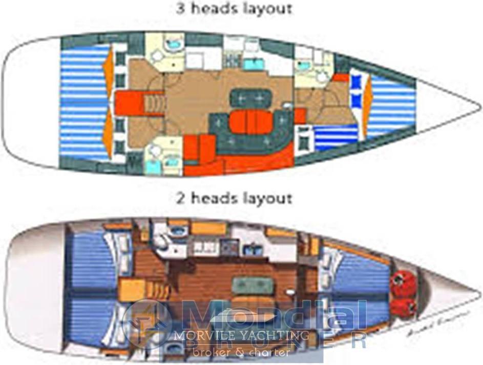 Beneteau Oceanis 473 clipper 0