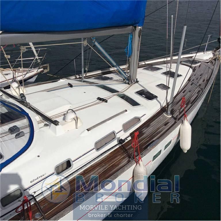 Beneteau Oceanis 473 clipper charter
