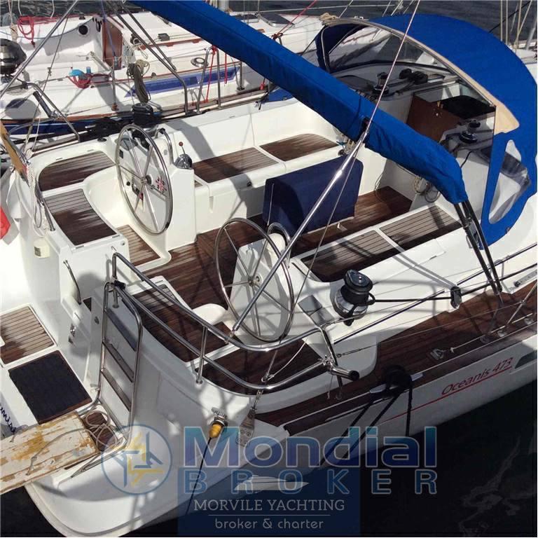 Beneteau Oceanis 473 clipper barca a vela