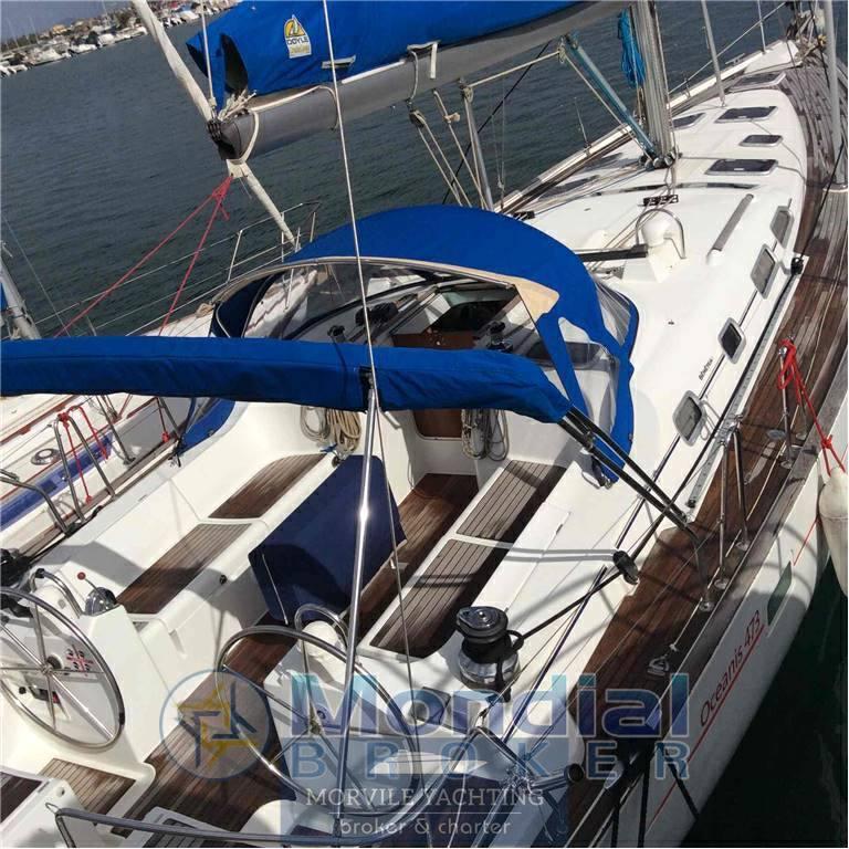 Beneteau Oceanis 473 clipper Vela charter
