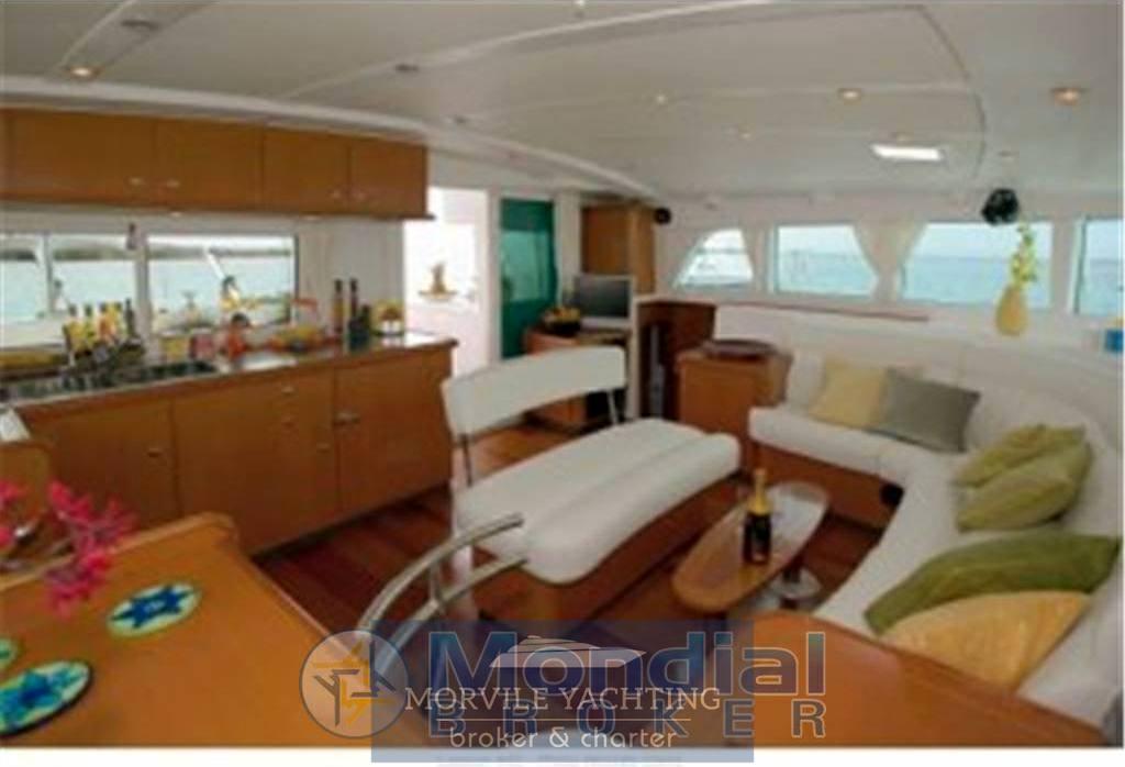 Lagoon 440 Barco à vela carta