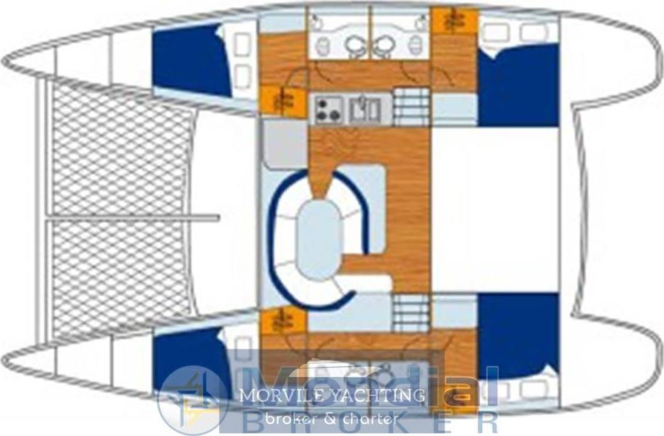 Lagoon 410s Catamaran
