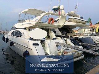 Azimut Yachts 58