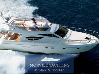 Ferretti Yachts 460 USATA