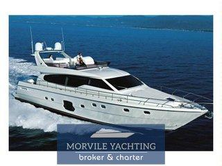 Ferretti Yachts 630 CHARTER