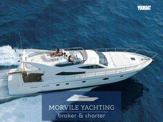 Ferretti Yachts Yachts 550
