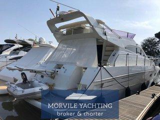 Raffaelli Yachts Levante fly