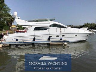 Raffaelli Yachts Maestrale 52 USATA