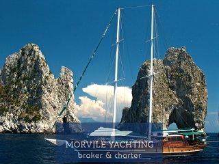 Goletta Deriya-deniz CHARTER