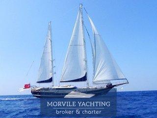 Mavi rota yachting Bodrum USATA