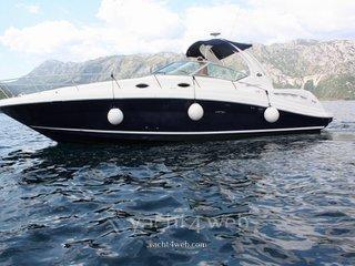 Sea ray boats 375 da sundancer