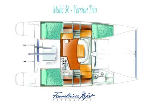 Fountaine pajot Fountaine pajot Mahe 36