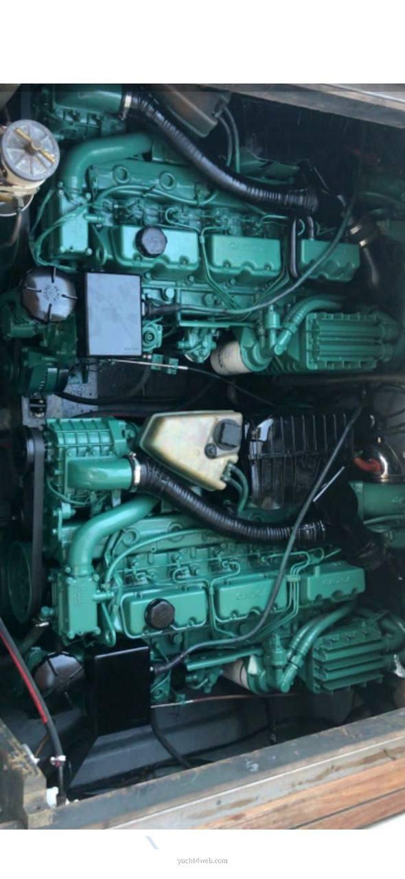 FIart 35 genius Barca a motore usata in vendita