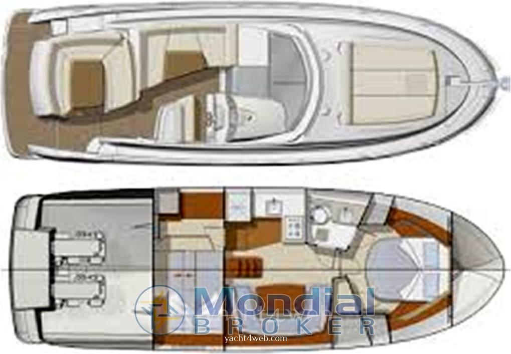 Jeanneau Prestige 38s 38 s Motor boat used for sale