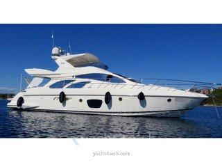 Azimut Yachts 55 fly