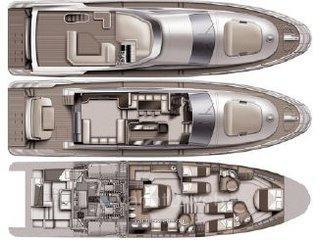 Azimut Yachts Az 70 fly