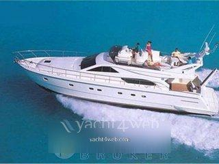 Ferretti Yachts 57 anniversary
