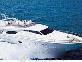 Ferretti Yachts 810 fly