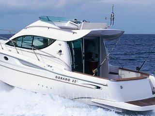 Sessa Marine Dorado 32 fly