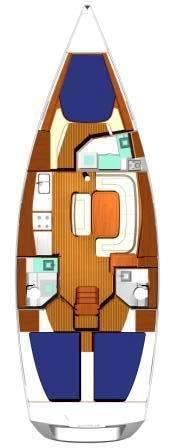 Dufour Yachts Grandlarge 425 2007