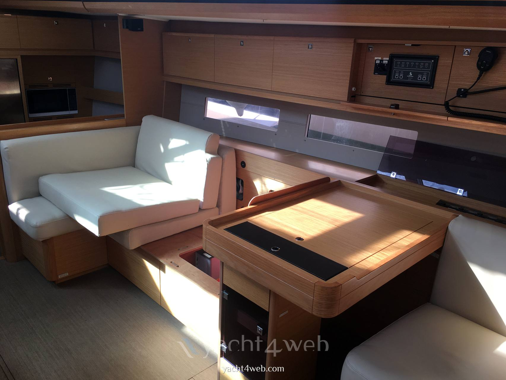 Dufour Yachts 560 grand large Sail cruiser used