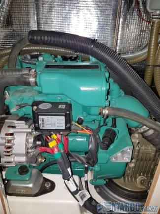 Hanse 325 - Photo Engine 3