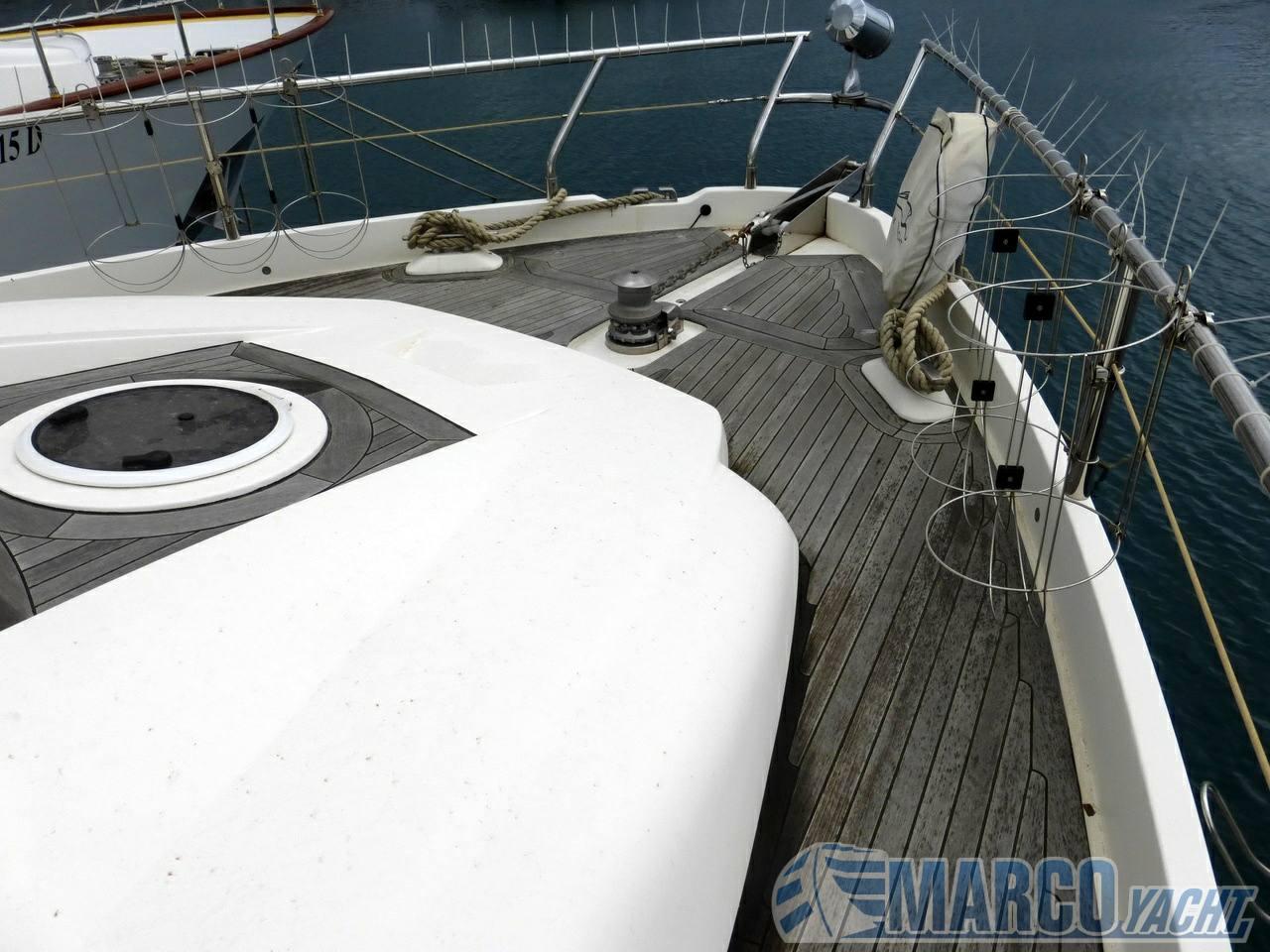 Aicon yachts 72 ht