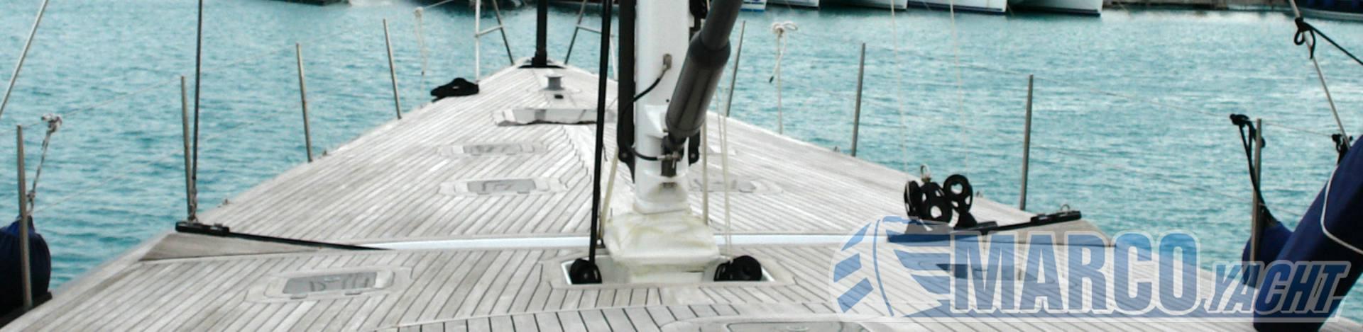 Wally 77 Sail cruiser