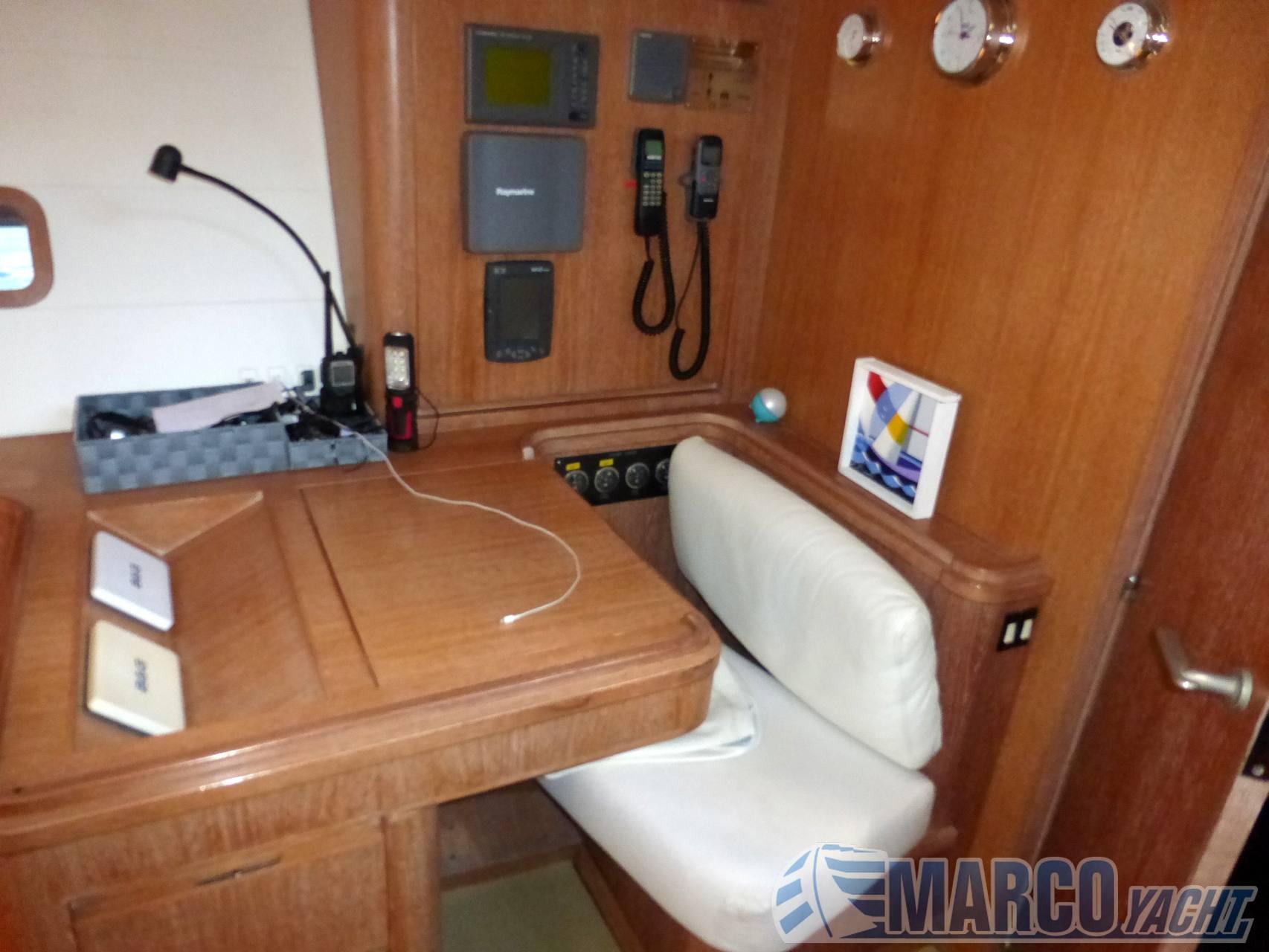 Wally 77 sailing boat