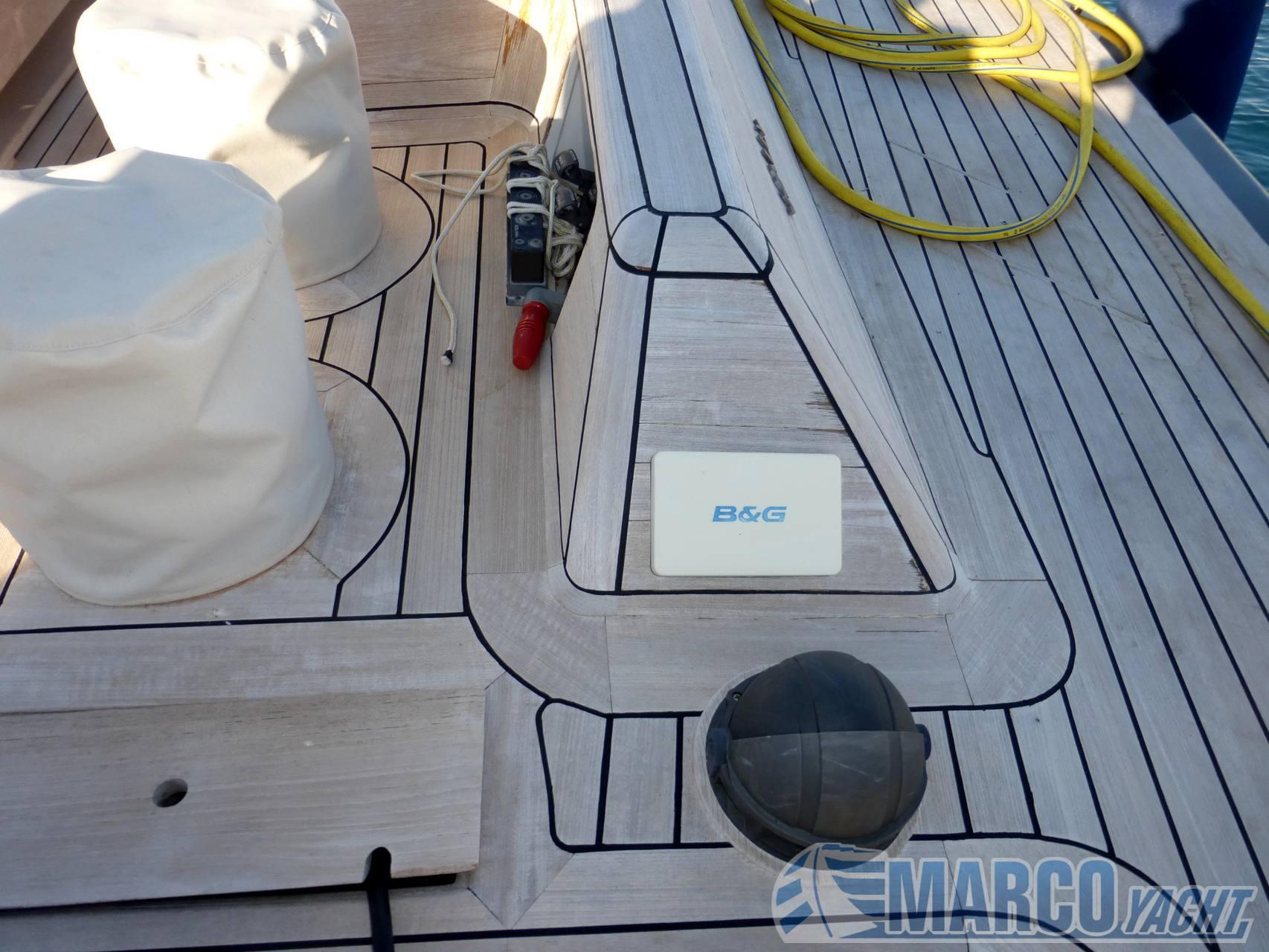 Wally 77 Sail cruiser used