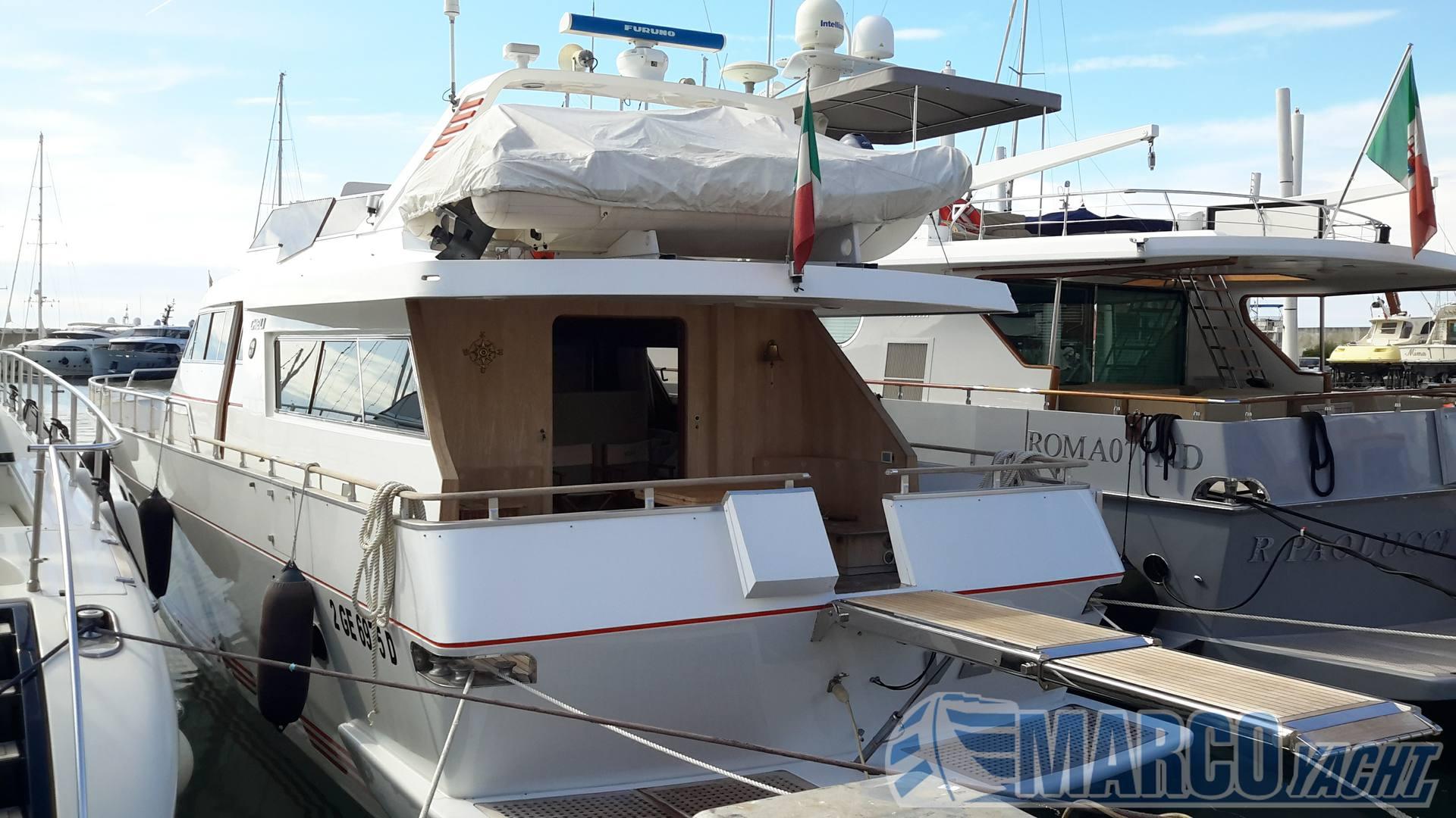 Cantieri navali liguri Ghibli - charter