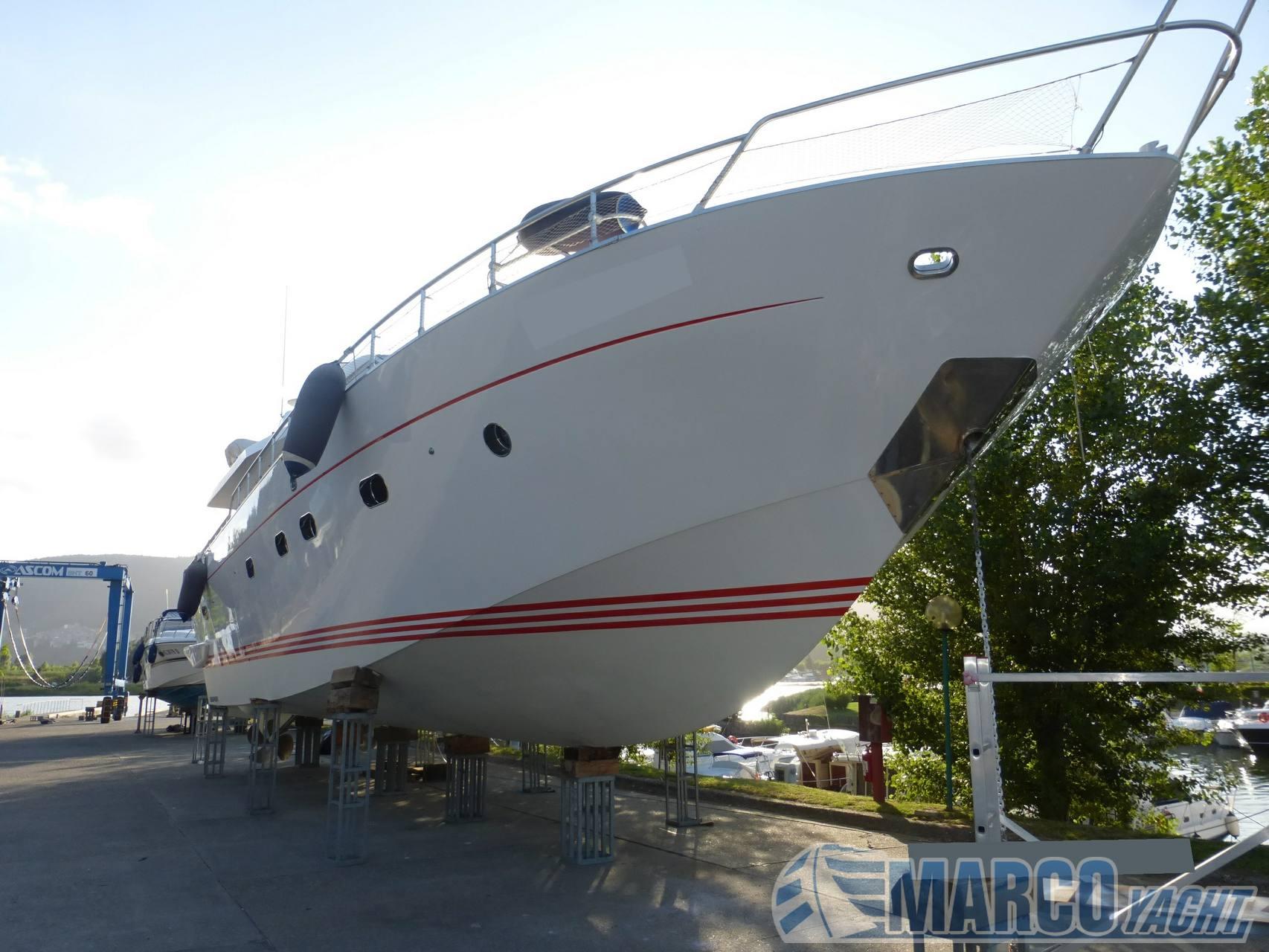 Cantieri navali liguri Ghibli - charter motor boat