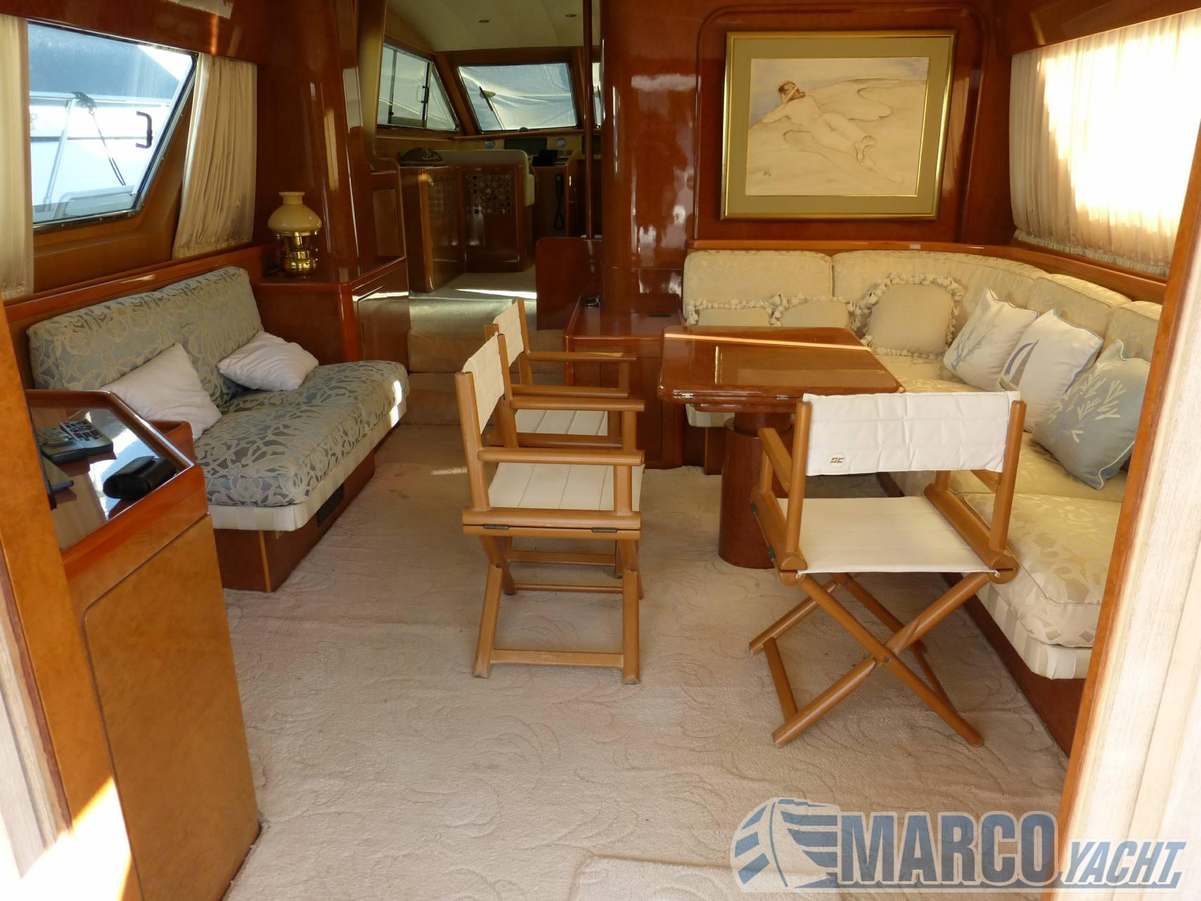 Cantieri navali liguri Ghibli - charter Motor yacht