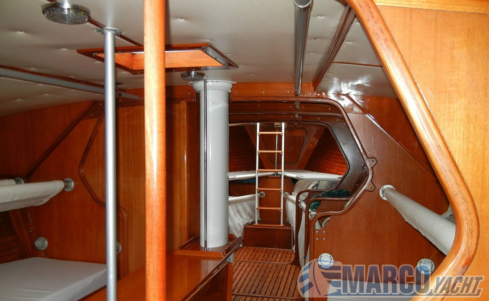 Nautor Swan 431 Sailing boat used for sale