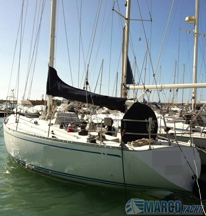 Nautor Swan 431 Sail cruiser used