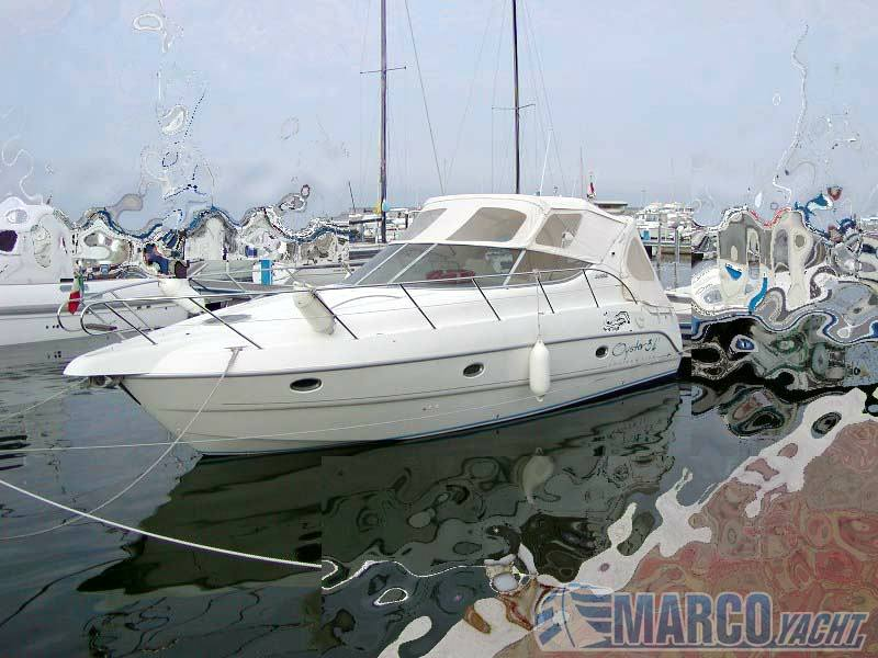 Sessa Oyster 34 Motor boat used for sale